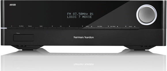 top Harman Kardon AVR-151 (SAVIO CL-55B)
