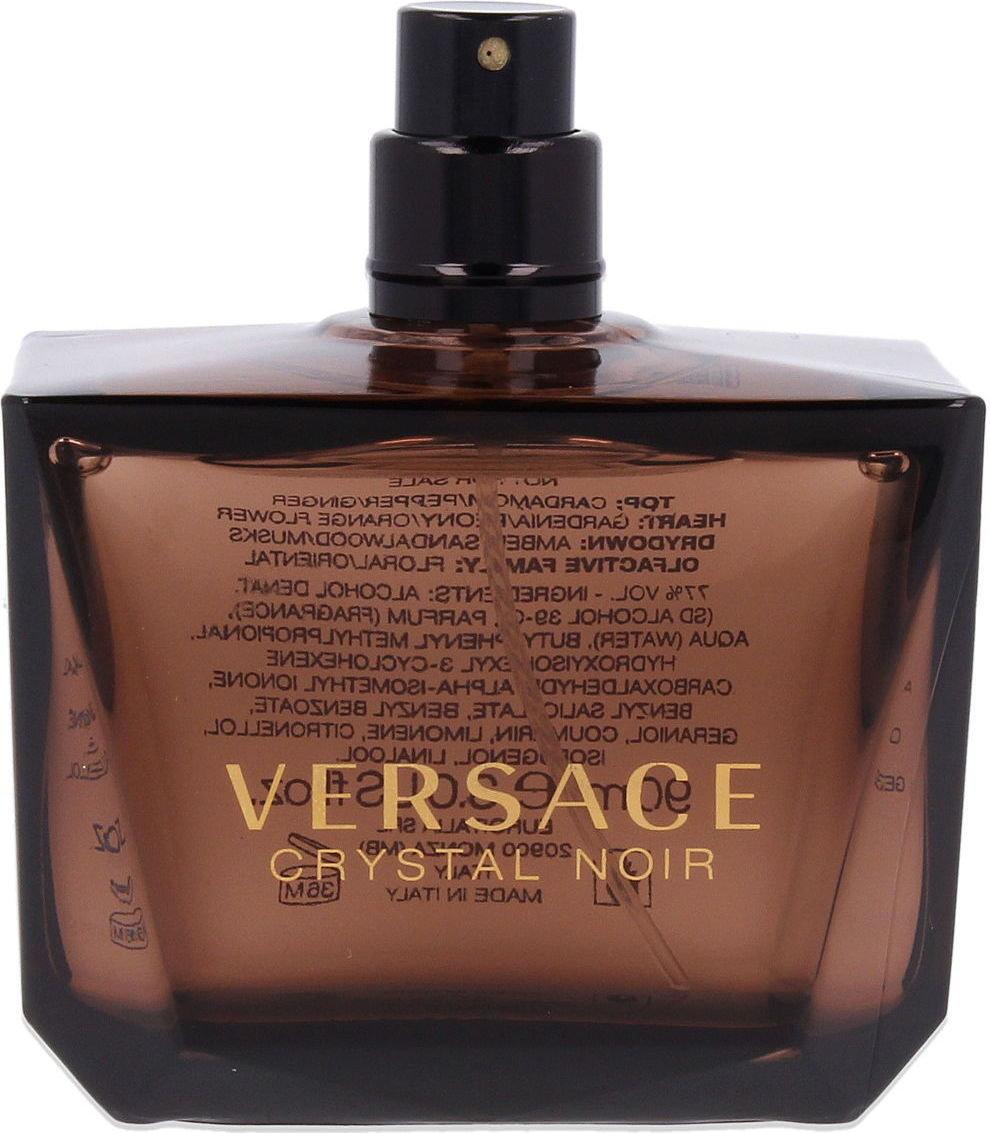 Versace Crystal Noir woda toaletowa 90ml TESTER