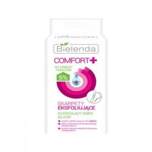 Bielenda Comfort 2szt - skarpety eksfoliujšce