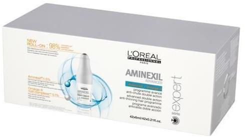 Loreal Expert Aminexil Advanced Kuracja w ampułkach przeciw wypadaniu włosów 42x6 ml