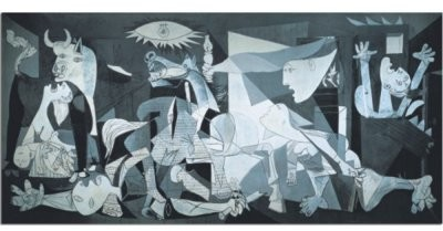 Educa 1000 EL. P.Picasso; Guernica WZEDUT0UL043098