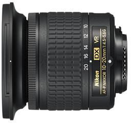 Nikon AF-P DX 10-20mm f/4,5-5,6G VR (JAA832DA)