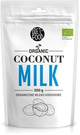 Mipama BIO Mleko Kokosowe Organiczne w proszku 200g