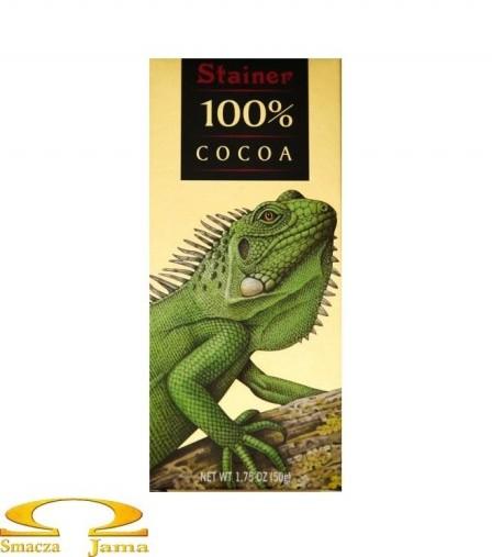 Czekolada Stainer 100% Kakao
