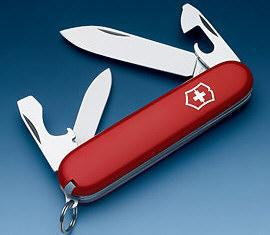 Opinie o Victorinox Recruit 0.2503