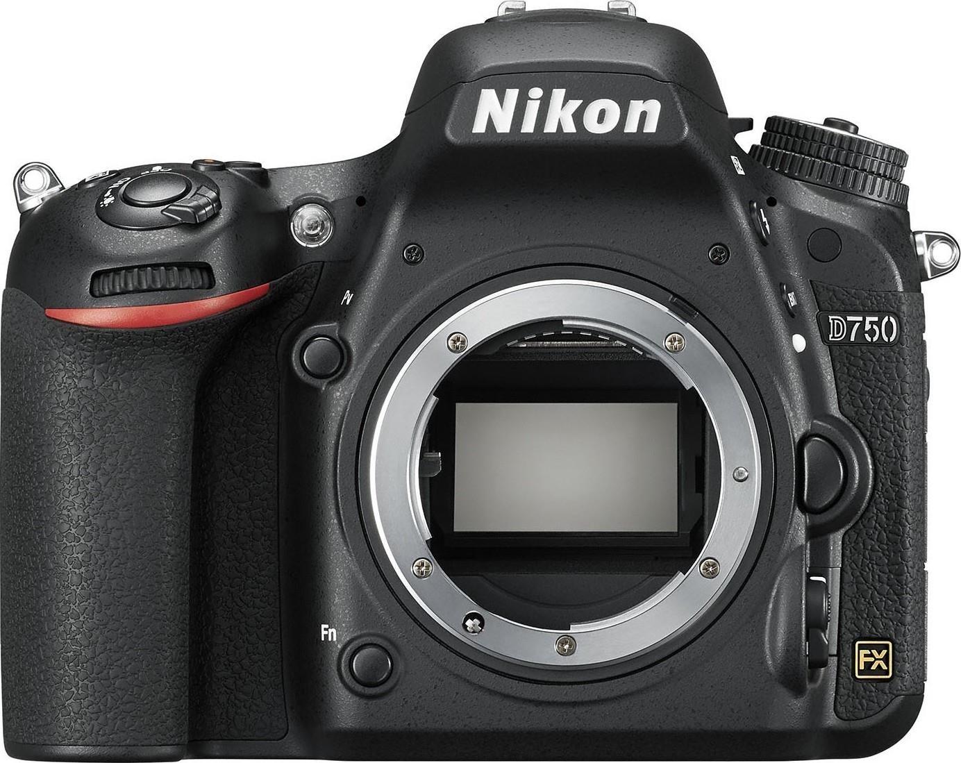 Opinie o Nikon D750 body czarny