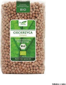 Bio Planet E CIECIERZYCA BIO 1 kg - 5907814665065