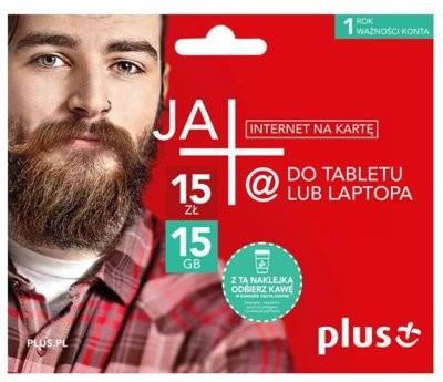 Opinie o Starter PLUS GSM Ja + internet na kartę 15 PLN