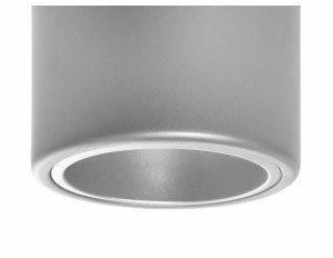 Customform DownSpot Silver, 19 cm, Srebrny LPNV009DLIGHS-M-4868