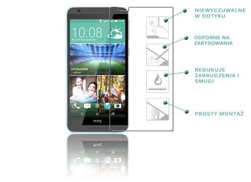Movano Szkło hartowane 9H do HTC Desire 820 SH/HT-820