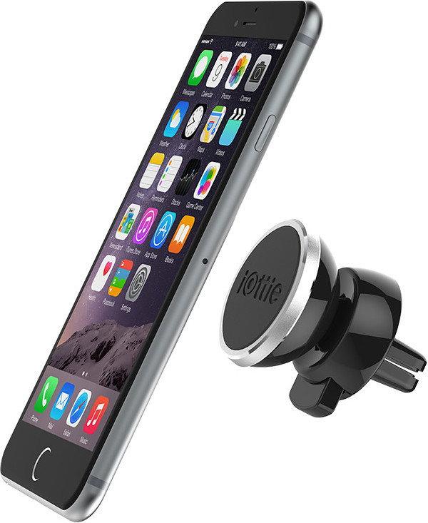Opinie o iOTTIE iTap uchwyt samochodowy magnetyczny na kratkę wentylacyjną HLCRIO151