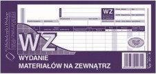 Opinie o Mipro WZ Wydanie mater. na zew. 1/3 A4 351-8