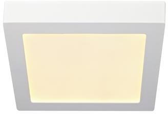 Markslojd ZOLA Plafon Led Kwadratowy Biały (105956/MARKSLOJD)