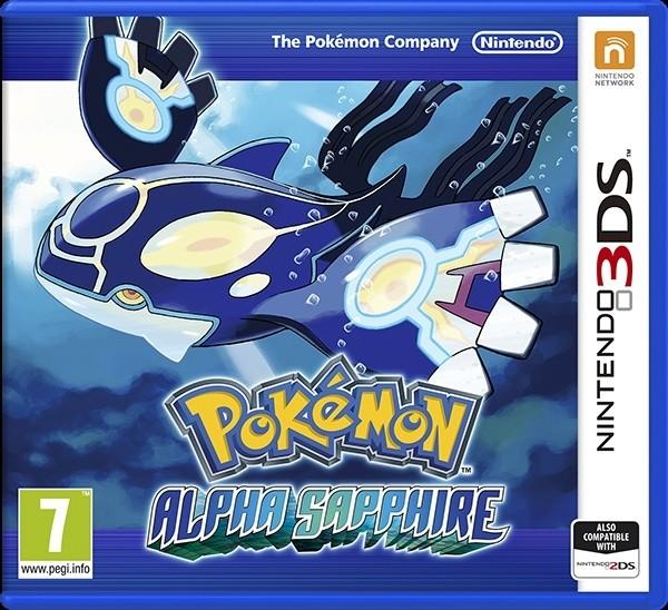 Opinie o Pokemon Alpha Sapphire 3DS