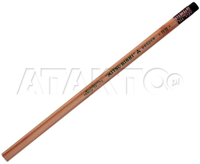 UNI ołówek techniczny HB z/g UN5518