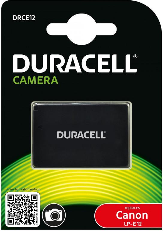 Duracell odpowiednik Canon LP-E12 DRCE12