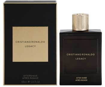 Cristiano Ronaldo Cristiano Ronaldo Legacy 100 ml woda po goleniu