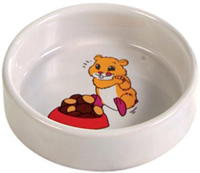 Trixie Miska ceramiczna dla chomika 0,1L 6062