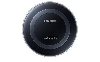 Samsung Wireless fast charging pad Black EP-PN920BBEGWW