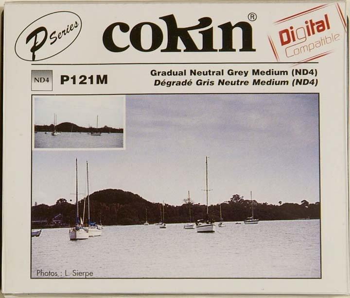 Cokin ND4 - P121M