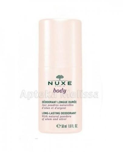 Nuxe Nuxe Polska Sp. z o.o. Nuxe BODY Mineralny dezodorant o długotrwałym działaniu r