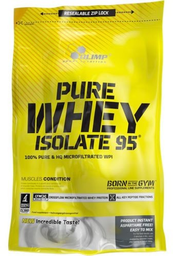 Olimp Pure WHEY Isolate 95 600g (729A-874C4)