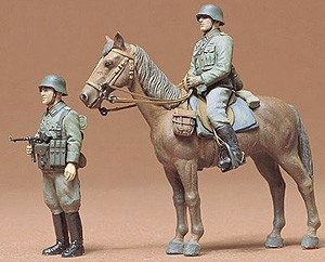 Tamiya German Wehrmacht Infantry 35053
