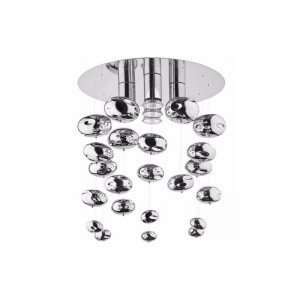 Nowodvorski Lampy inspirowane Lampa Żyrandol Plafon 5pł SALVA E Lighting 5428
