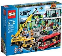 LEGO City 60026 Rynek