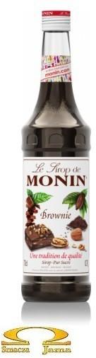 Monin Syrop BROWNIE 0,7l