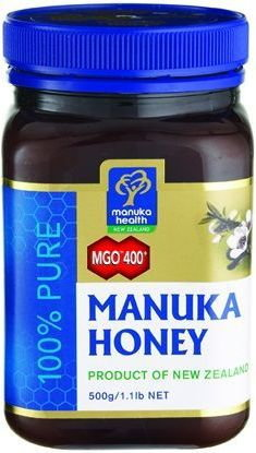 Manuka Health Miód MGO400+ 500g
