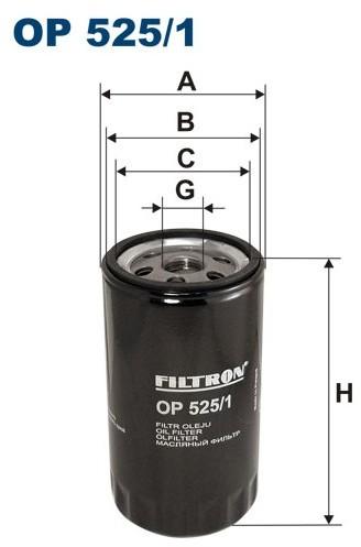Filtron OP 525/1 OP525/1