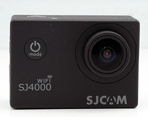 SJCAM WIFI SJ4000 kamera sportowa, czarny SJ4000
