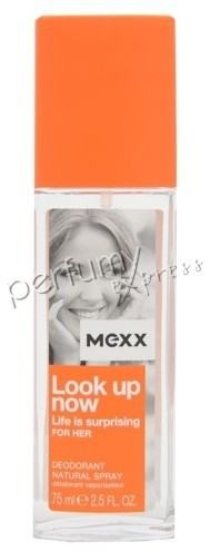 Mexx Look up now for Her dezodorant atomizer 75 ml