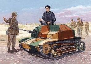 Mirage Hobby 35413 Tankietka TKSB