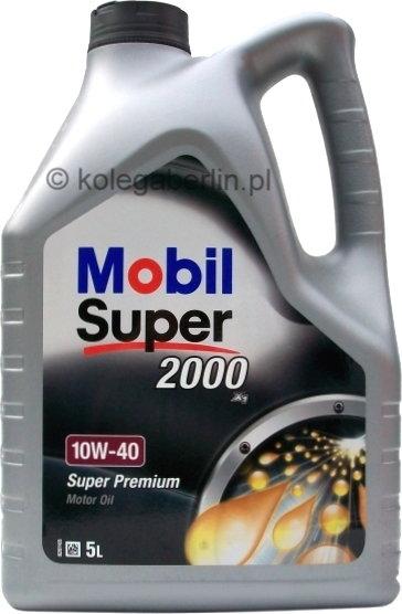 Mobil 10W-40 4L