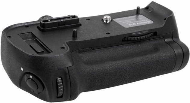 Newell MB-D12 grip Nikon D800