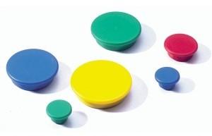 Opinie o DURABLE Magnesy, średnica 32 mm, zielone, 4 szt.