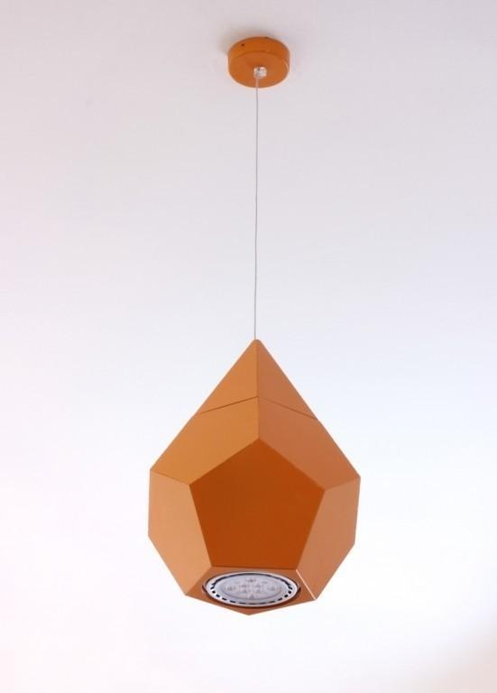 Lira Lightning Lighting :: Origami Drop pomarańczowa QR111 3041.1100.90