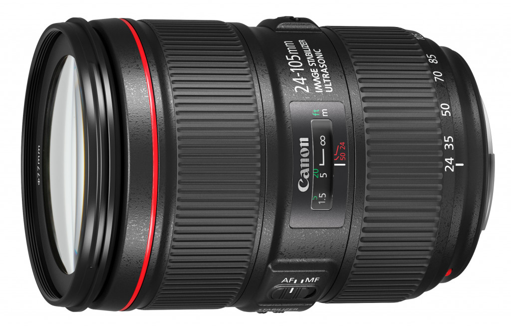 Canon EF 24-105mm f/4 L IS II USM (1380C005AA)