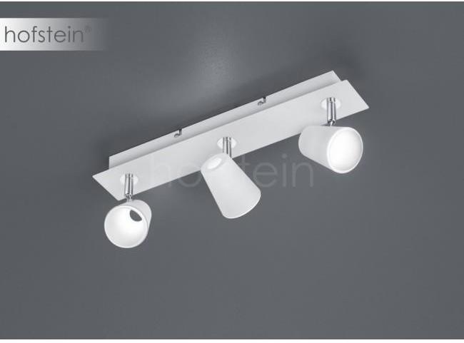 Trio Oświetlenie NARCOS reflektor LED Biały, 3-punktowe 873110331