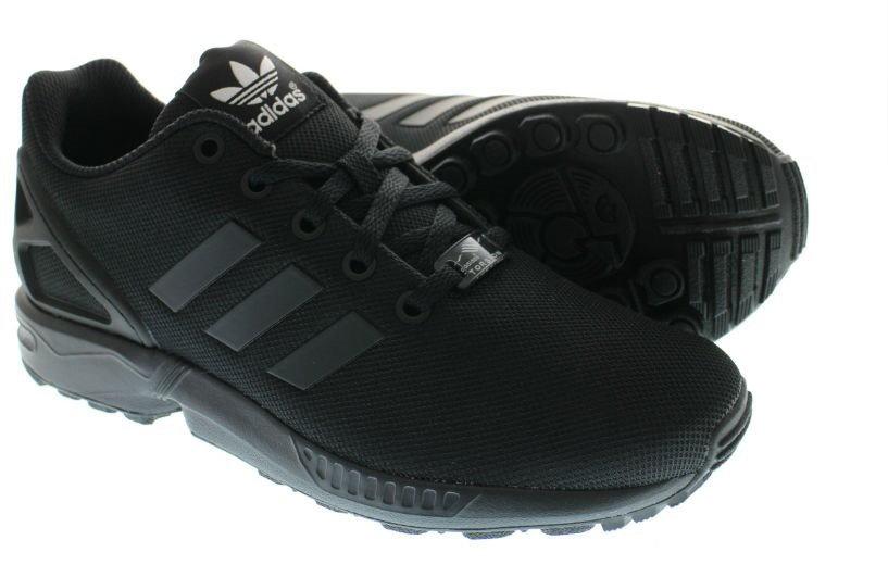 czarne adidas zx flux damskie