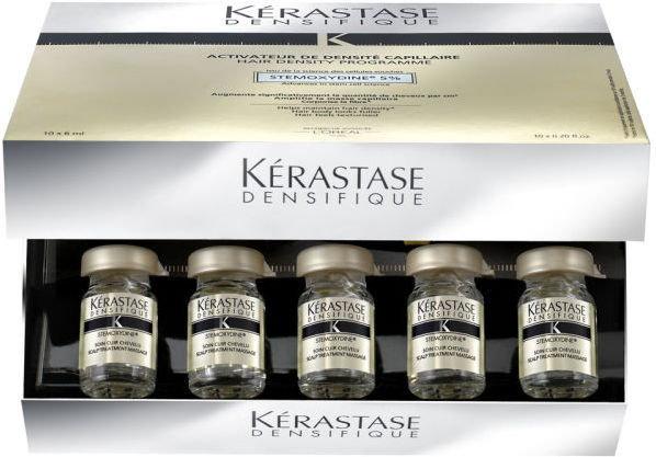 Kerastase Densifique Kuracja zagęszczająca włosy/aktywator wzrostu włosów 30x6ml