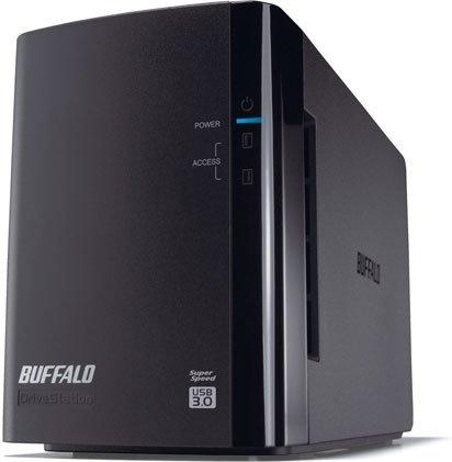 Buffalo DriveStation Duo HD-WL4TU3R1