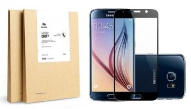 Opinie o Benks Szkło hartowane Magic OKR+PRO dla Samsung Galaxy S6 Szklo Magic OKR+PRO Galaxy S6 Szklo Magic OKR+PRO Galaxy S6