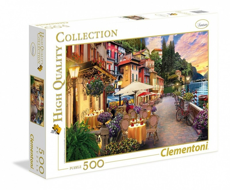 Clementoni 500 ELEMENTÓW Monte Rosa Dreaming