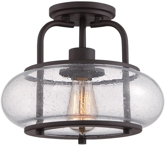 Elstead Lighting Plafon TRILOGY QZ/TRILOGY/SF/S -