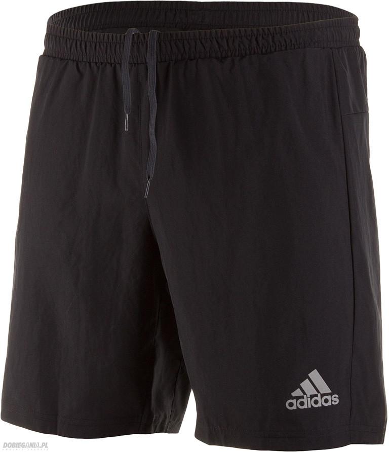 adidas Run Shorts czarny