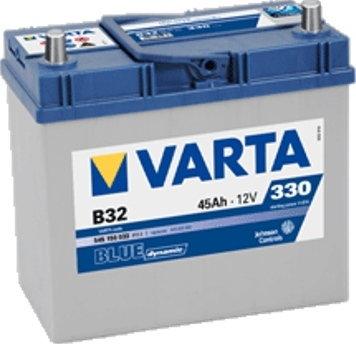 Varta BLUE DYNAMIC B32 45Ah 330A P+