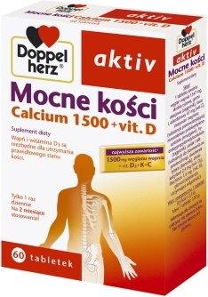 Queisser Pharma Doppelherz Aktiv Mocne Kości 30 szt.